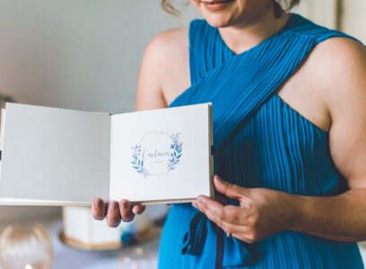 Livros feitos de amor – este é o da C.