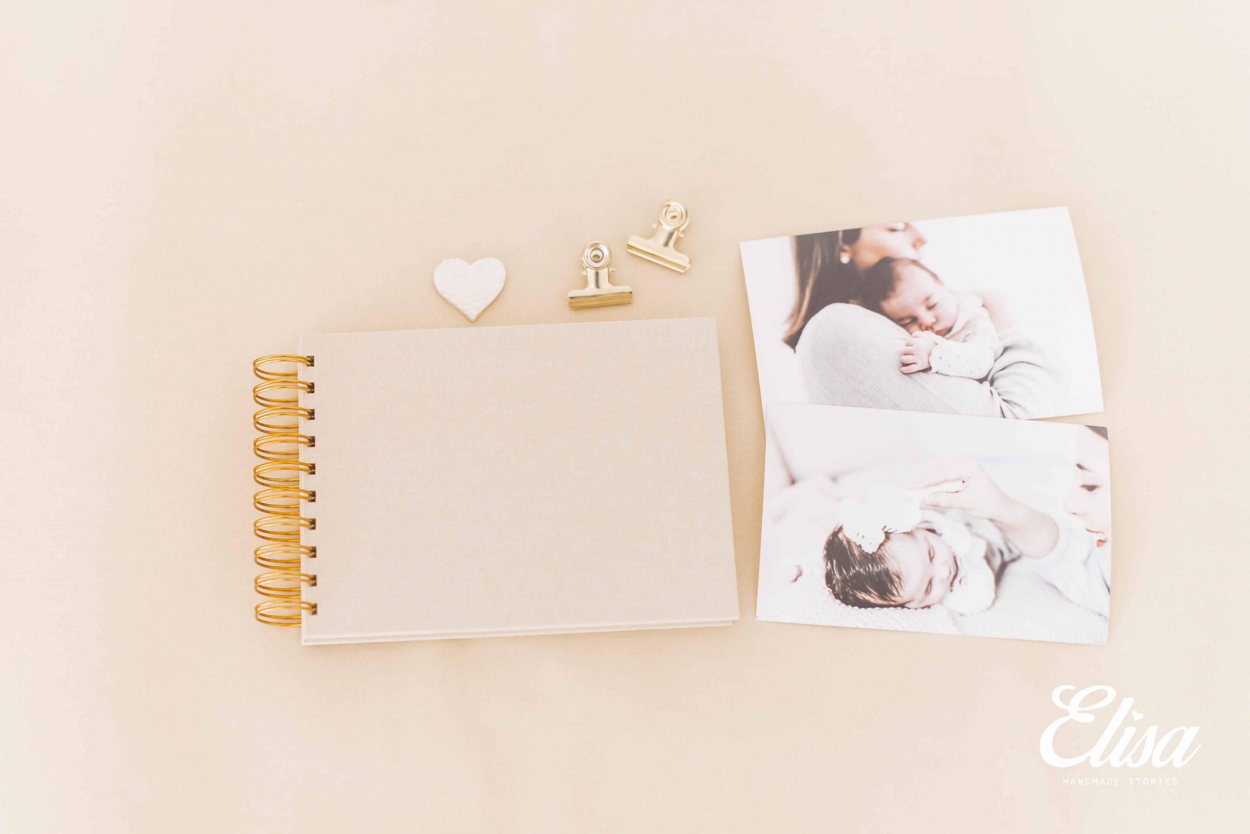 Álbum de fotos – Mini – 1 ano #01