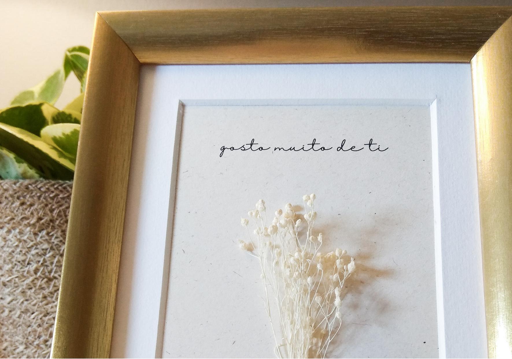 Postal Mãe #01 (flores)